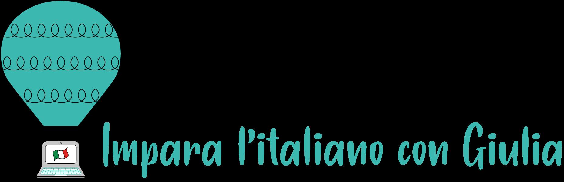 Impara l'italiano con Giulia